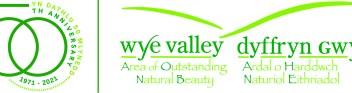 Wye Valley AONB Logo