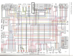 1994 Yamaha Fzr 600 Wiring Diagram  Wiring Diagram