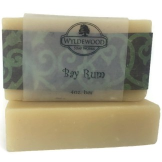 Bay Rum Goat Milk Soap