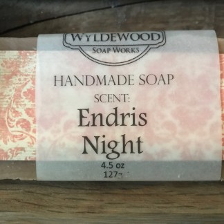 Endris Night Scented Soap with Goat Milk