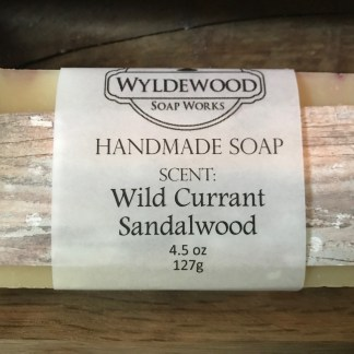 Wild Currant Sandalwood