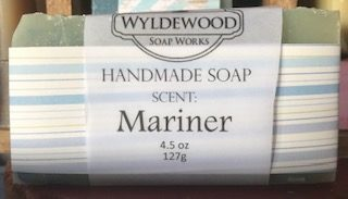 MarinerMariner Scented Soap with Goat Milk