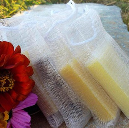 Soap Saver Mesh Bag