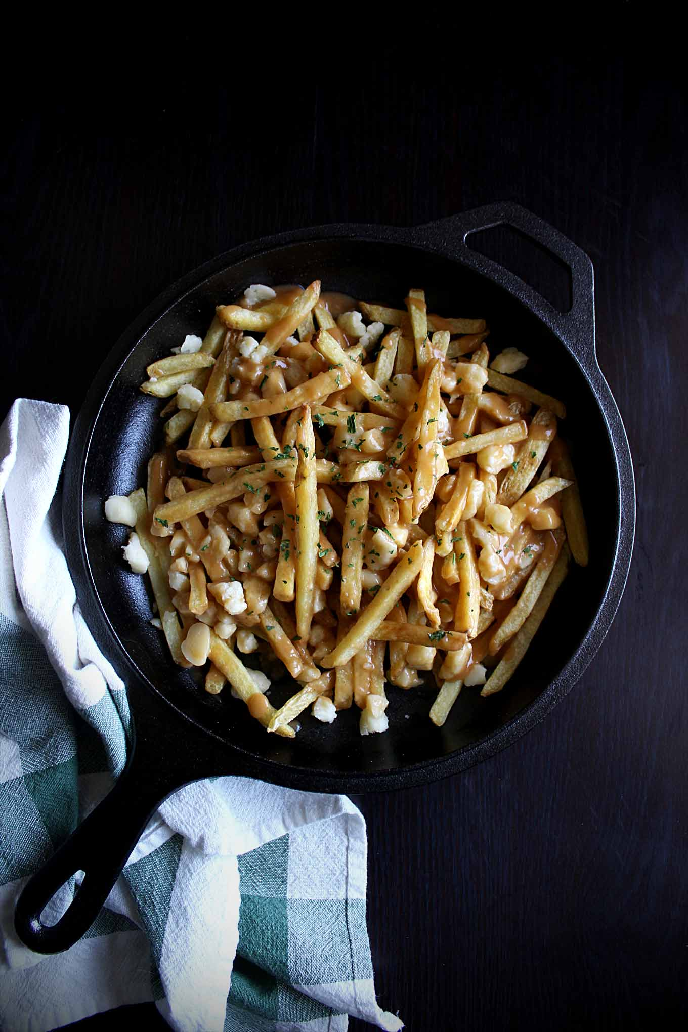 Homemade Poutine Gravy | Easy Poutine | Beef & Chicken Poutine Gravy | Fries and Cheese