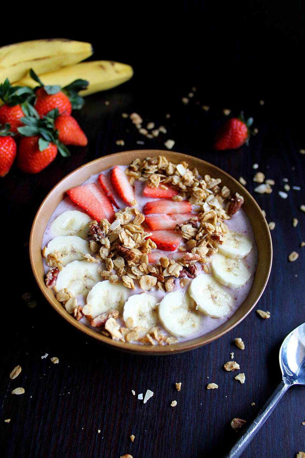 Low Calorie Smoothie Bowl