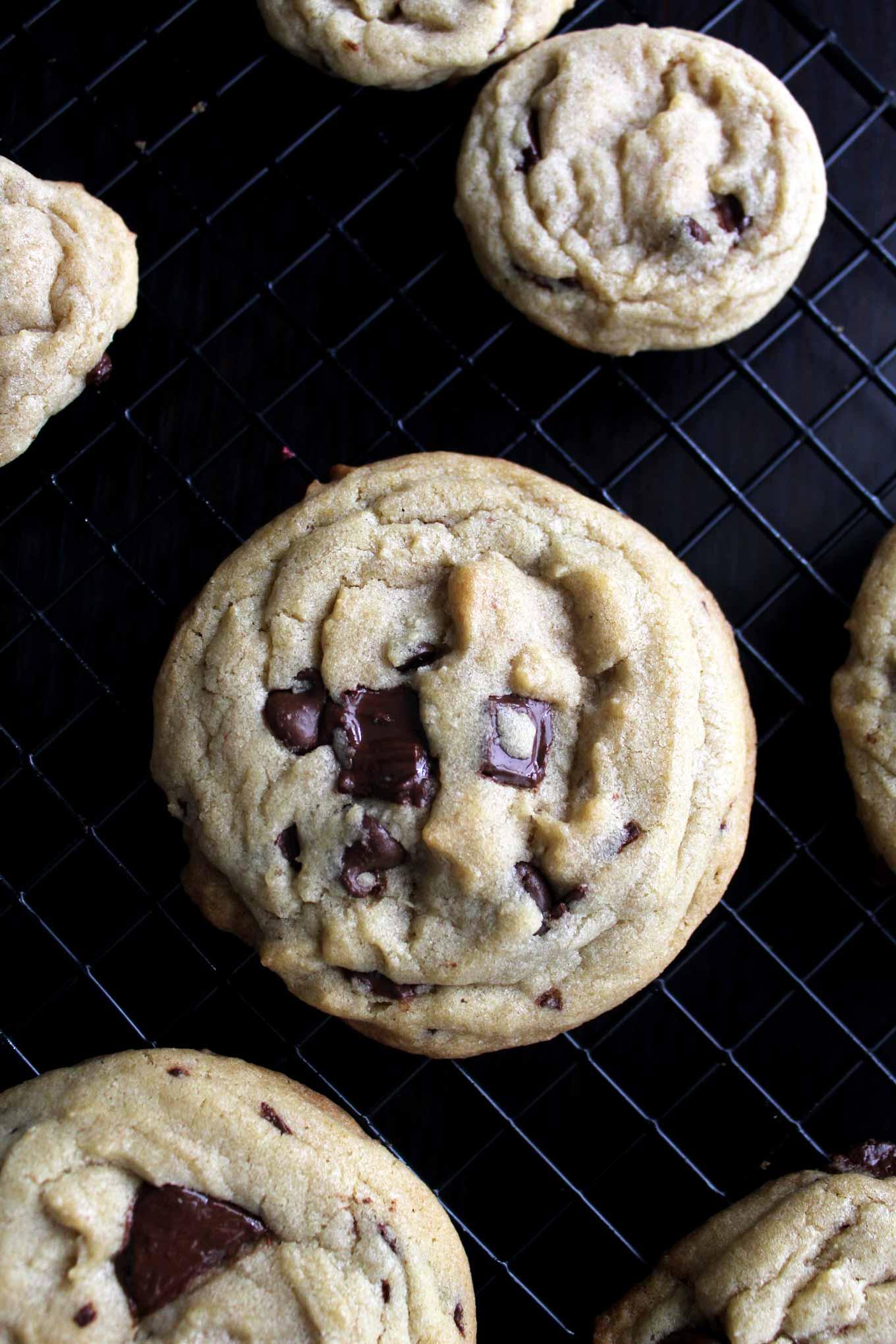 Kaela's Best Recipe for Chocolate Chip Cookies | wyldflour