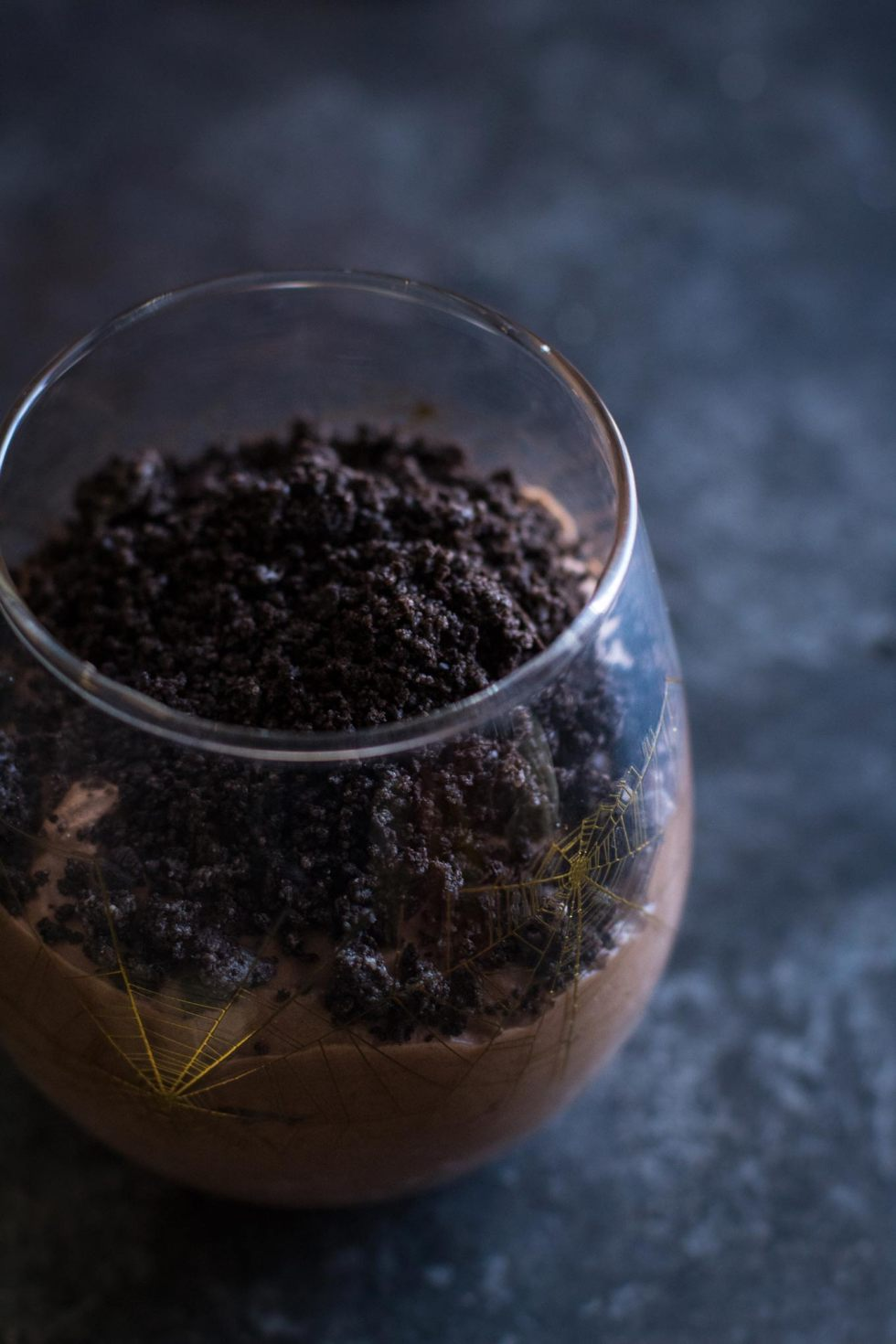 Grown Up Graveyard Chocolate Mousse Wyldflour