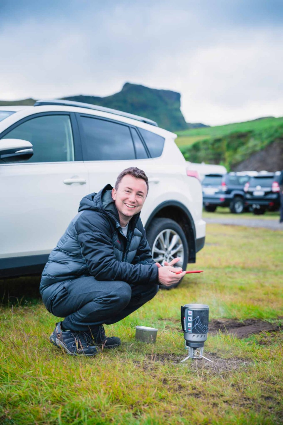 Camping Ring Road Iceland Itinerary