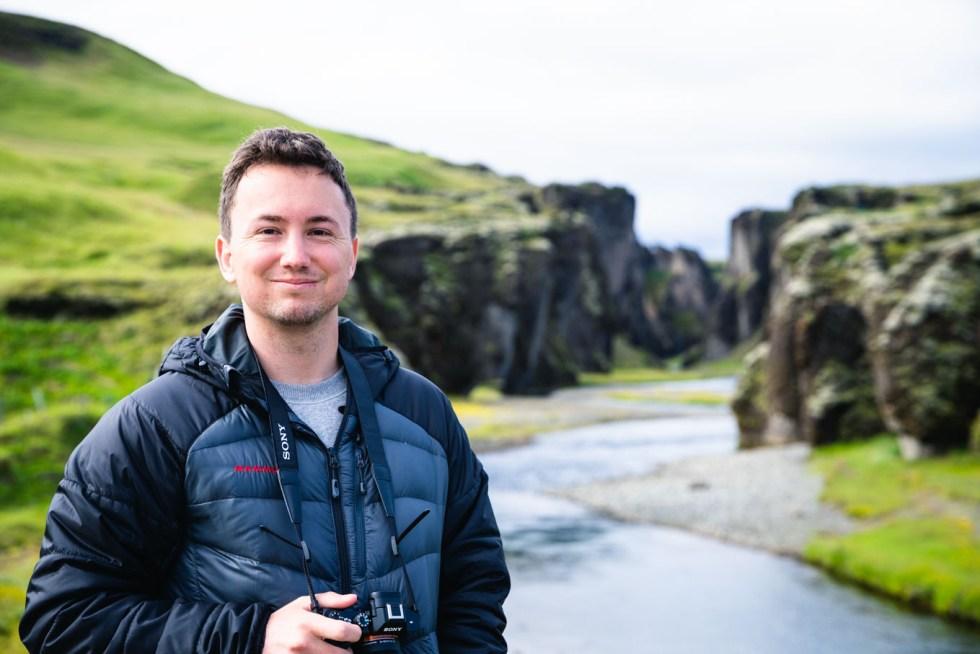David Stone Wyldflour Iceland