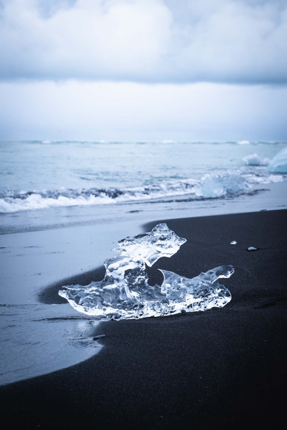 Diamond Beach | Iceland | Black Sand Beach