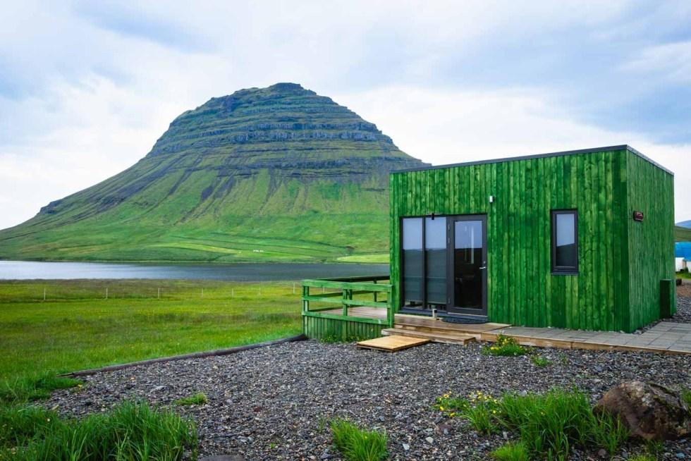 Kirkjufell | Airbnb | Iceland Itinerary
