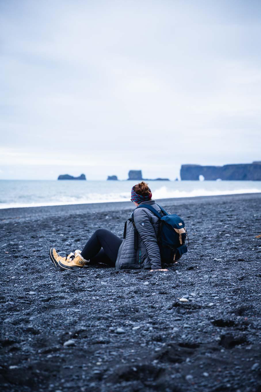 Reynisfjara Black Sand Beach | Iceland | Ring Road Itinerary