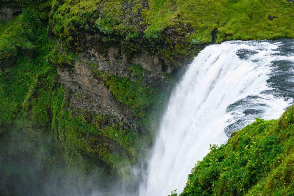 Skogafoss Iceland Road Trip