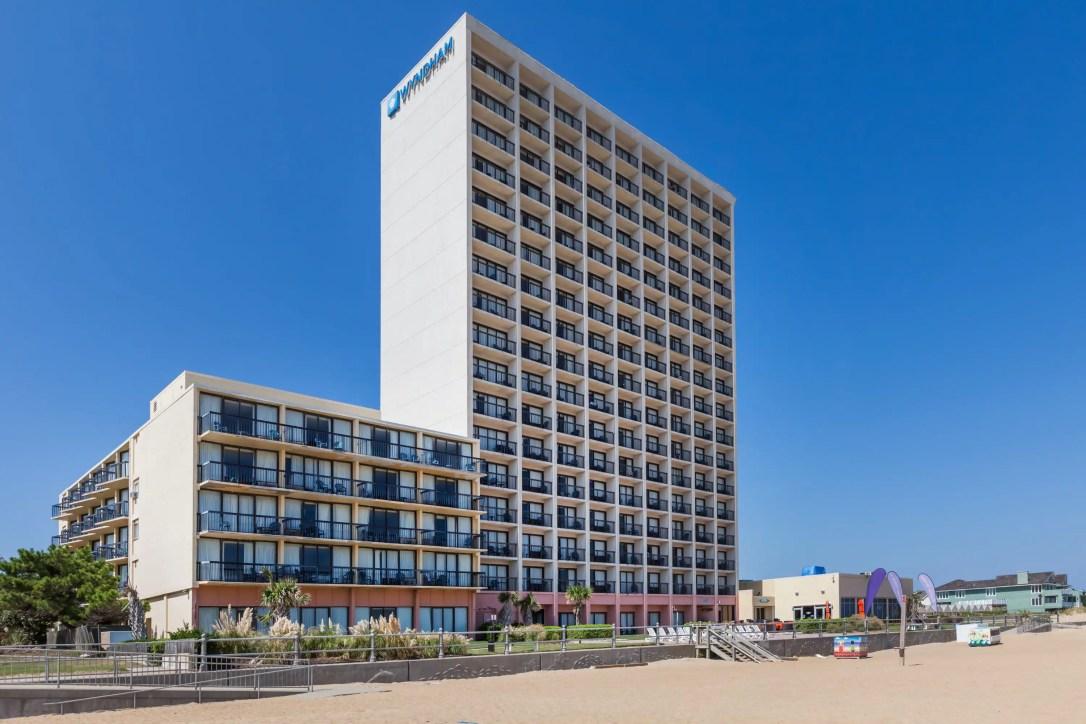 Image result for wyndham virginia beach oceanfront