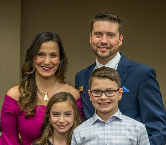Matt Anita Stelter Family