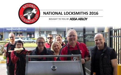 National Locksmiths Day 2016