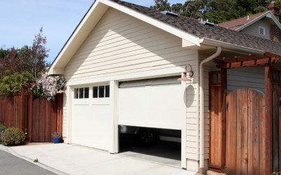 Ways to keep your garage secure