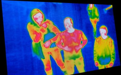 Thermal security cameras – What are they?