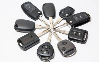 How much does a car key cost?