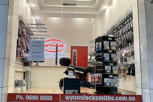 Now Open: Melbourne CBD locksmith store