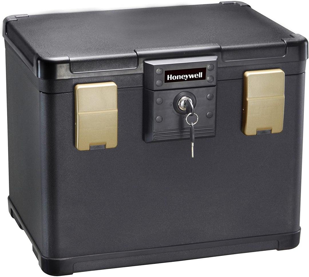 Honeywell media chest | Digital storage device security | Wynns Locksmiths