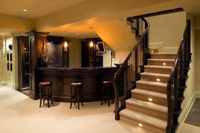 Basement Remodel | Wynn's Services | Cincinnati | Painting & Remodeling