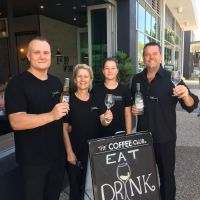 Coffee Club Wynnum now open for a drink (not just coffee!)