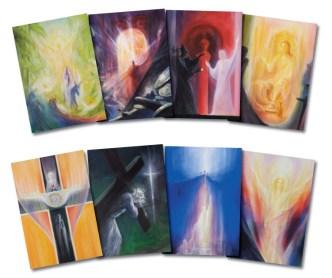 Wynstones Press :: Prints :: Prints: The Holy Week :: Prints: The Holy Week  - Set of 8 prints