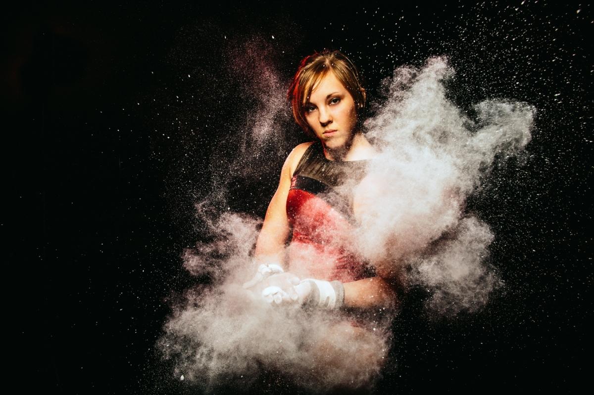 NEBRASKA WOMENS GYMNASTICS Wyn Wiley Photography