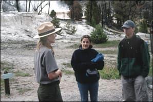 Photo Credit: Brian Suderman <br>Image Courtesy of Yellowstone National Park.