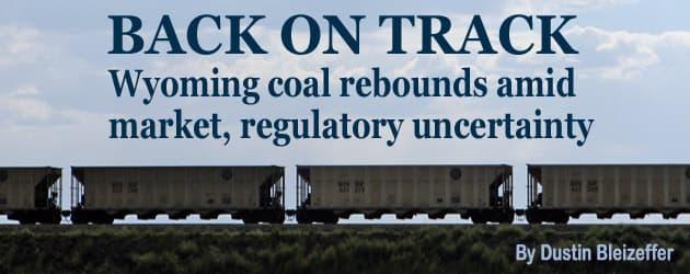 coal rebounds in 2010
