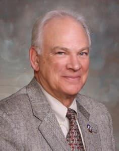 Rep. Peter Illoway (R–Cheyenne)