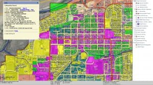 Park County Assessor Pat Meyer has offered the public free access to a newly available online database of property ownership and valuation maps. (click to enlarge)