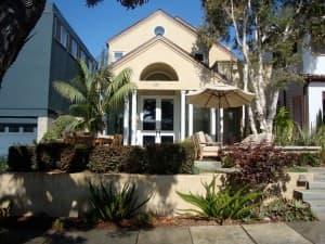 Michael Ruffato's home in Corona del Mar, California
