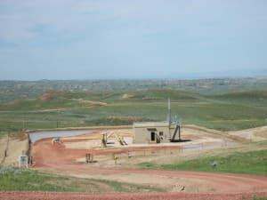 Powder River Basin plant