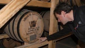 Wyoming Whiskey COO David DeFazio