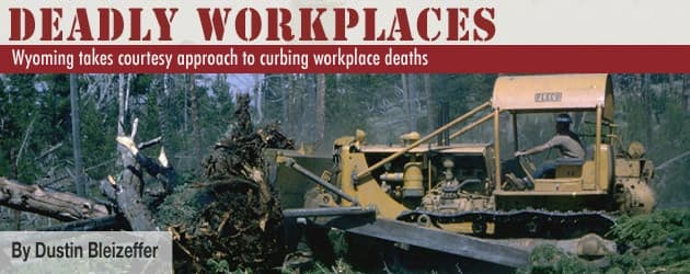 Courtesy approach to workplace safety