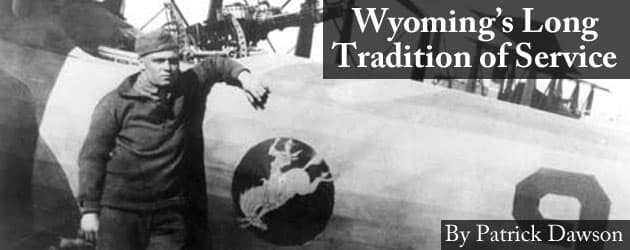 Wyoming's Long Tradition of Service