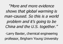Larry Baxter quote