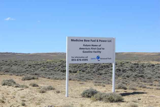 DKRW Advanced Fuels LLC has not completed financing for its proposed $2 billion Medicine Bow Fuel & Power coal-to-gasoline project in Carbon County. Another delay construction was announced in March, which DKRW blamed on its lead construction engineer, Sinopec Engineering.