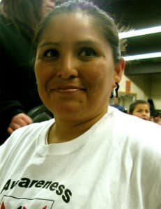 Nicola Black, a Navajo. was surprised at the discrimination she discovered after moving from Utah to Fremont County.