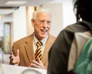 Dr. Robert Sternberg University of Wyoming President