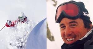 Author Porter Fox is an avid skier and former Jackson resident. (Photo courtesy David Reddick)