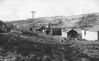 Coal mines. Sublet, Wyoming
