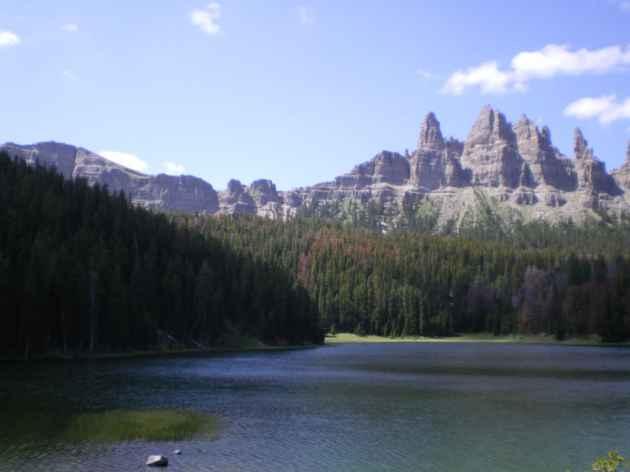 Kissinger Lakes Wyoming