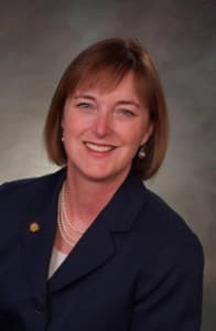 House Minority Floor Leader Mary Throne. (LSO)