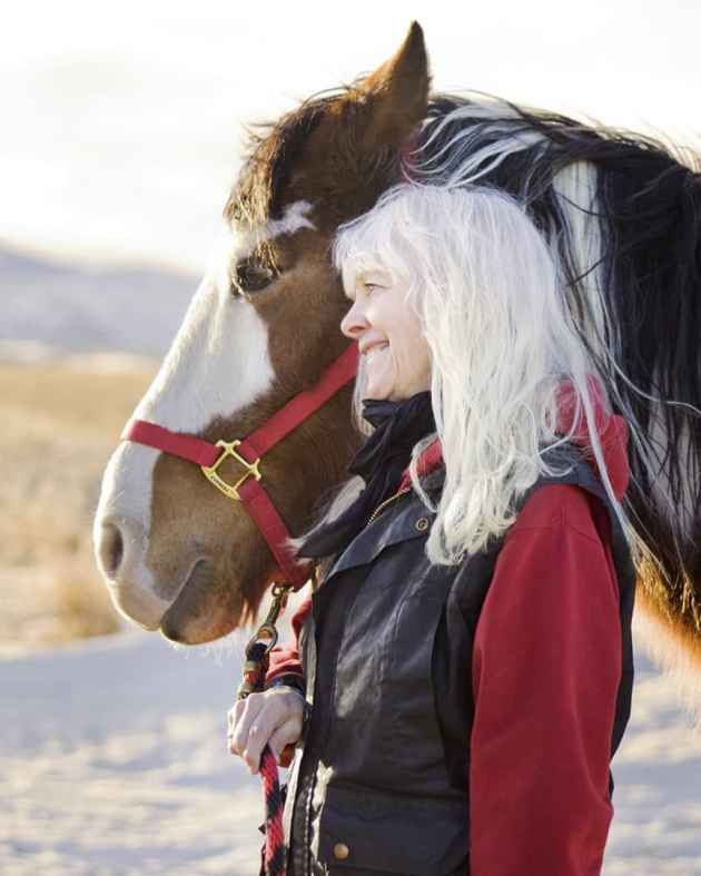 Phyllis Preator - Women in Wyoming portrait series