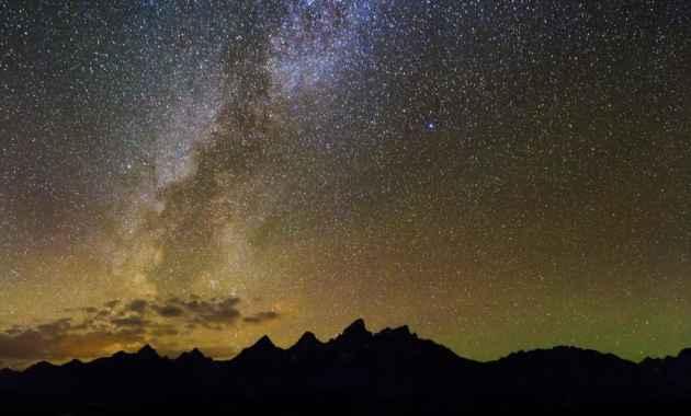Wyoming Astronomy