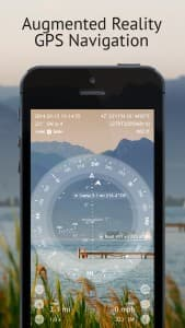 Best for wilderness navigation application