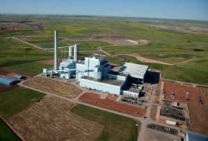 basin electric dry fork plant